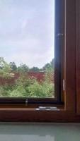 Moskiera ramkowa okienna system mocowania